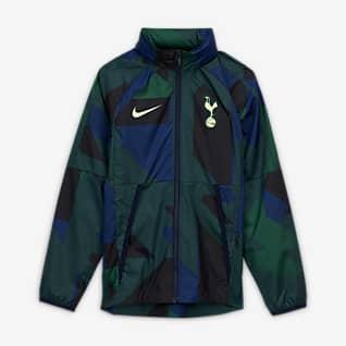 Tottenham Hotspur Fußballjacke für ältere Kinder