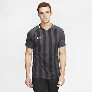 Nike Striped Division 3 Fotbollströja för män