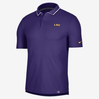 Nike College Dri-FIT (LSU) Men's UV Polo