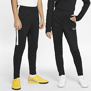 Nike Dri-FIT Academy Fotbollsbyxor för ungdomar