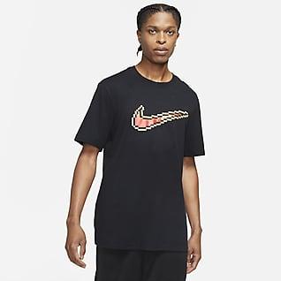 Nike Swoosh Men's Short-Sleeve Basketball T-Shirt