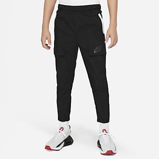 Nike Sportswear KP Pantalones para niño talla grande