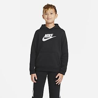 Nike Sportswear AF1 Big Kids' Pullover Hoodie