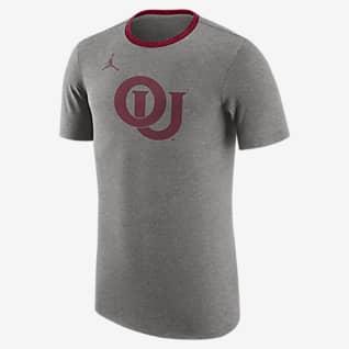Nike College (Oklahoma) Men's Logo T-Shirt