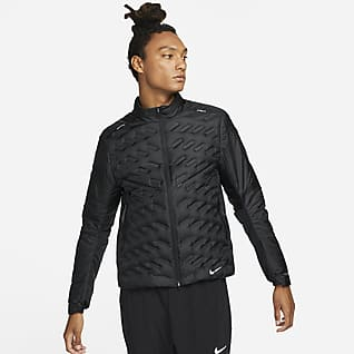Nike Therma-FIT ADV Repel Мужская беговая куртка с пуховым наполнителем