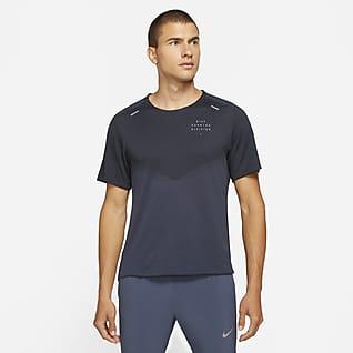 Nike Dri-FIT ADV Run Division Techknit Playera de manga corta para hombre