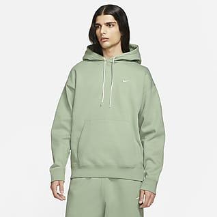 NikeLab Ανδρική φλις μπλούζα με κουκούλα