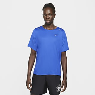 Nike Rise 365 Wild Run Kısa Kollu Erkek Üstü