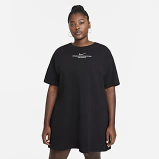 Nike Sportswear Swoosh Jurk (grote maten)