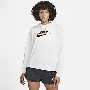 Nike Sportswear Damska dzianinowa bluza z kapturem