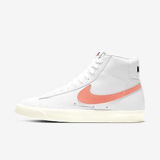 Women's Blazer Mid Top Shoes. Nike ID
