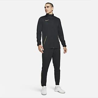 Nike Dri-FIT Academy Fodboldtracksuit i maskinstrik til mænd