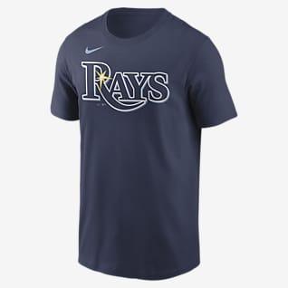 Nike Wordmark (MLB Tampa Bay Rays) Men's T-Shirt