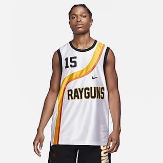 Nike Rayguns Мужское первоклассное баскетбольное джерси