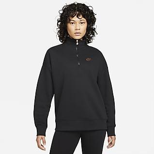 Nike Sportswear Men's 1/4-Zip Fleece Sweatshirt