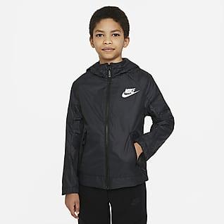 Nike Sportswear Fleecejakke til store barn (gutt)