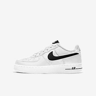 Nike Air Force 1 Genç Çocuk Ayakkabısı