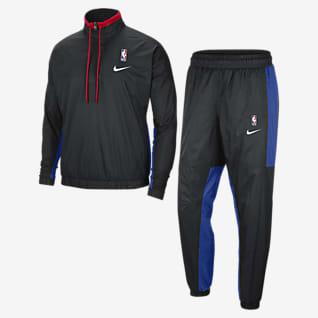Team 31 Courtside Мужской спортивный костюм Nike НБА