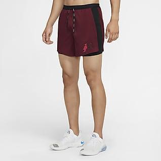 Nike Flex Stride Future Fast 2-in-1-Laufshorts für Herren