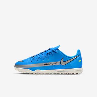 Nike Jr. Phantom GT Club TF Fotbollssko för grus/turf för barn och ungdom