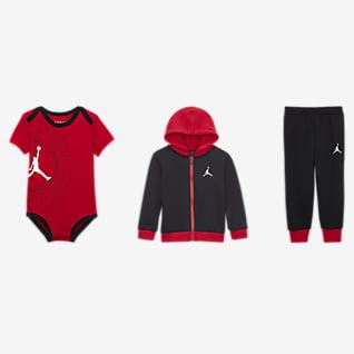 Jordan 3-teiliges Set für Babys (0–9 M)