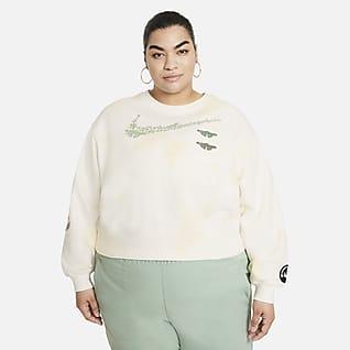 Nike Sportswear Women's Sweatshirt (Plus Size)