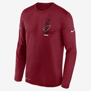 Nike Legend (NFL Cardinals) Men's Long-Sleeve T-Shirt