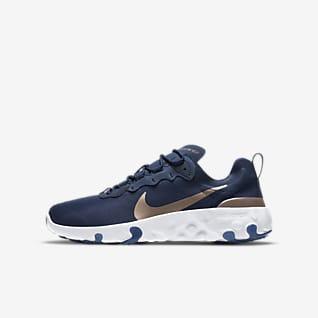 Nike Renew Element 55 Genç Çocuk Ayakkabısı