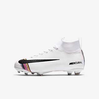 Nike Jr. Superfly 6 Elite LVL UP FG Chaussure de football à crampons pour terrain sec pour Jeune enfant/Enfant plus âgé