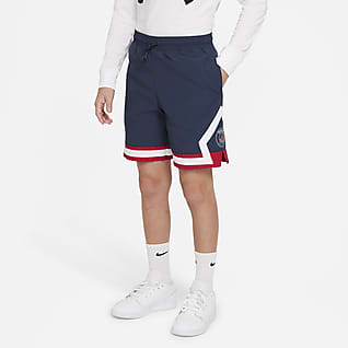 Paris Saint-Germain Big Kids' (Boys') Shorts
