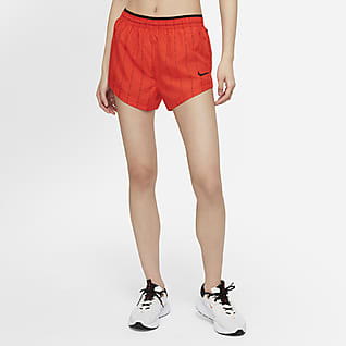 Nike Dri-FIT Icon Clash Tempo Luxe Women's Running Shorts