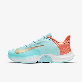 NikeCourt Air Zoom GP Turbo Γυναικείο παπούτσι τένις για σκληρά γήπεδα