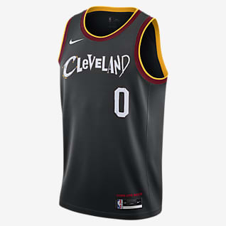 Cleveland Cavaliers City Edition Nike NBA Swingman Jersey
