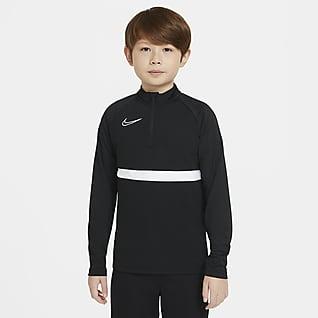Nike Dri-FIT Academy Treningowa koszulka piłkarska dla dużych dzieci