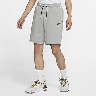 Nike Sportswear Tech Fleece กางเกงขาสั้นผู้ชาย