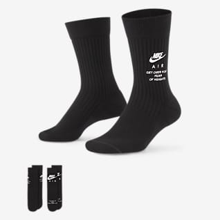 Nike SNKR Sox Chaussettes mi-mollet