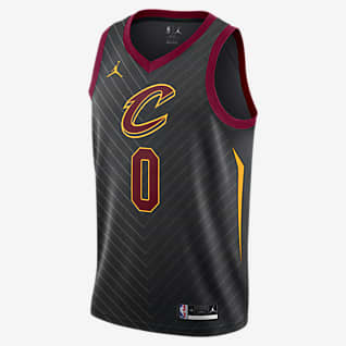 Cleveland Cavaliers Cavaliers Statement Edition 2020 Jordan NBA Swingman Jersey