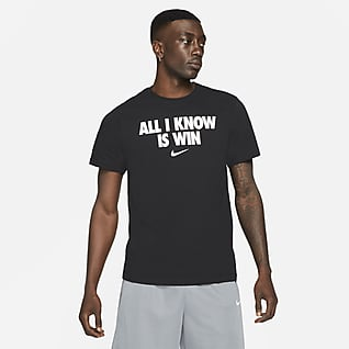 """Nike """"All I Know Is Win"""" Men's Basketball T-Shirt"""