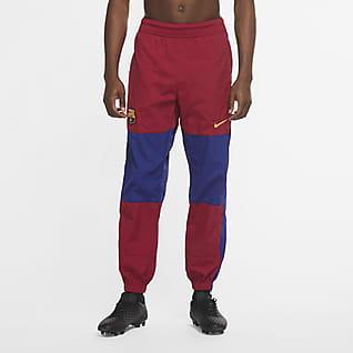 F.C. Barcelona Men's Woven Pants