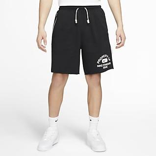 Nike Standard Issue Basketshorts för män
