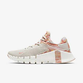Nike Free Metcon 4 รองเท้าเทรนนิ่งผู้หญิง