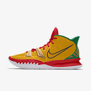 Kyrie 7 By Jahlil Owusu Custom Basketball Shoe