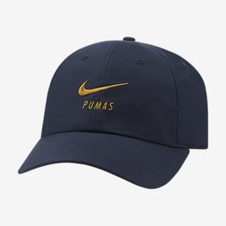 Pumas UNAM Heritage86 Gorra Nike Dri-FIT