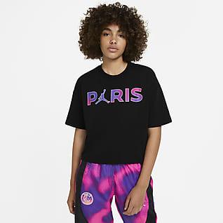 Paris Saint-Germain เสื้อยืดแขนสั้นผู้หญิง