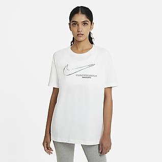 Nike Sportswear Swoosh T-shirt för kvinnor