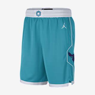 Hornets Icon Edition 2020 Shorts Jordan NBA Swingman para hombre