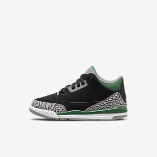 Jordan Retro 3 Little Kids' Shoes
