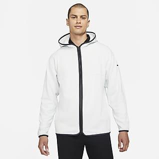 Nike Therma-FIT Victory Erkek Golf Kapüşonlu Üstü