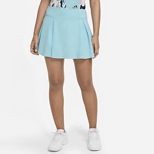 Nike Club Skirt Kort tennisnederdel til kvinder