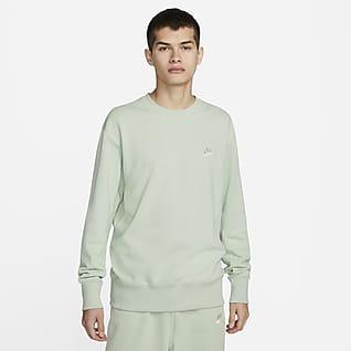 Nike Sportswear Kerek nyakkivágású, klasszikus polár férfipulóver
